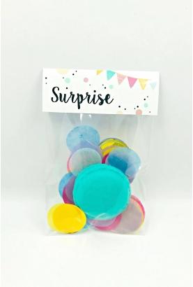 Macaron surprise annonce grossesse, demande de témoin