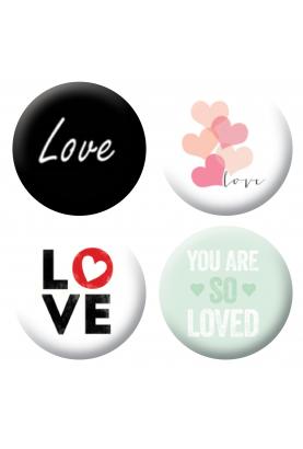 Badges love 2 scrapbooking