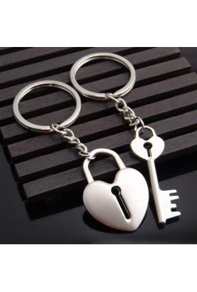 Porte clés amoureux qui vont par deux !
