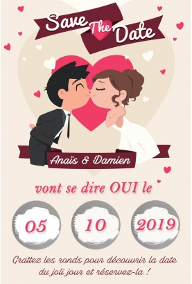 save the date mariage. annonce mariage. date mariage