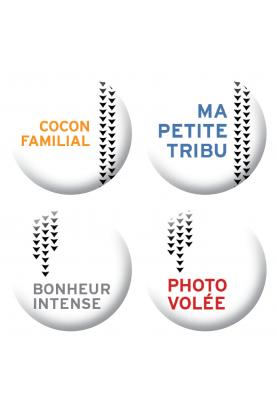Badges textes fléches 2