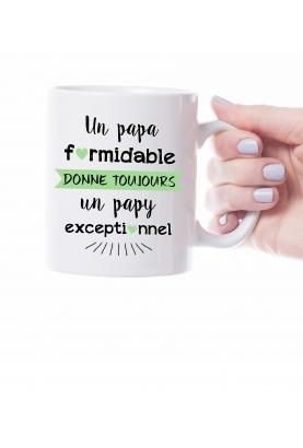 mug papy. mug grossesse. cadeau papy. fete papy
