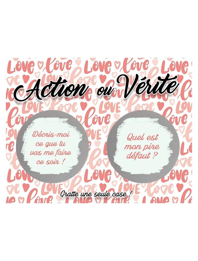 Action ou Vérité couple