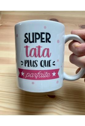 mug parfaite personnalisable. mug maman. cadeau mug
