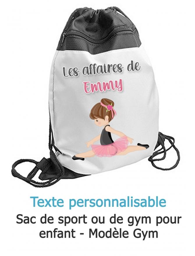 sac sport gym. sac sport enfant. sac gym. sac ecole primaire. sac ecole enfant. sac enfant personnalisé. sac piscine