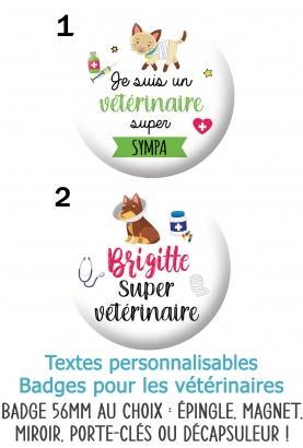 badges vétérinaires. badges médecin animaux. badges veterinaire animal. badges véto