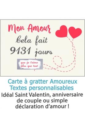carte amour. carte saint valentin. carte declarer amour. declaration amour originale